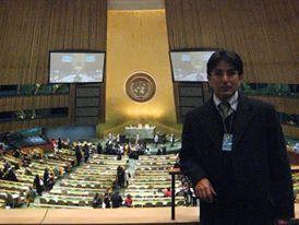 LIVH en la Onu Conferencia Internacional de UN Woman.